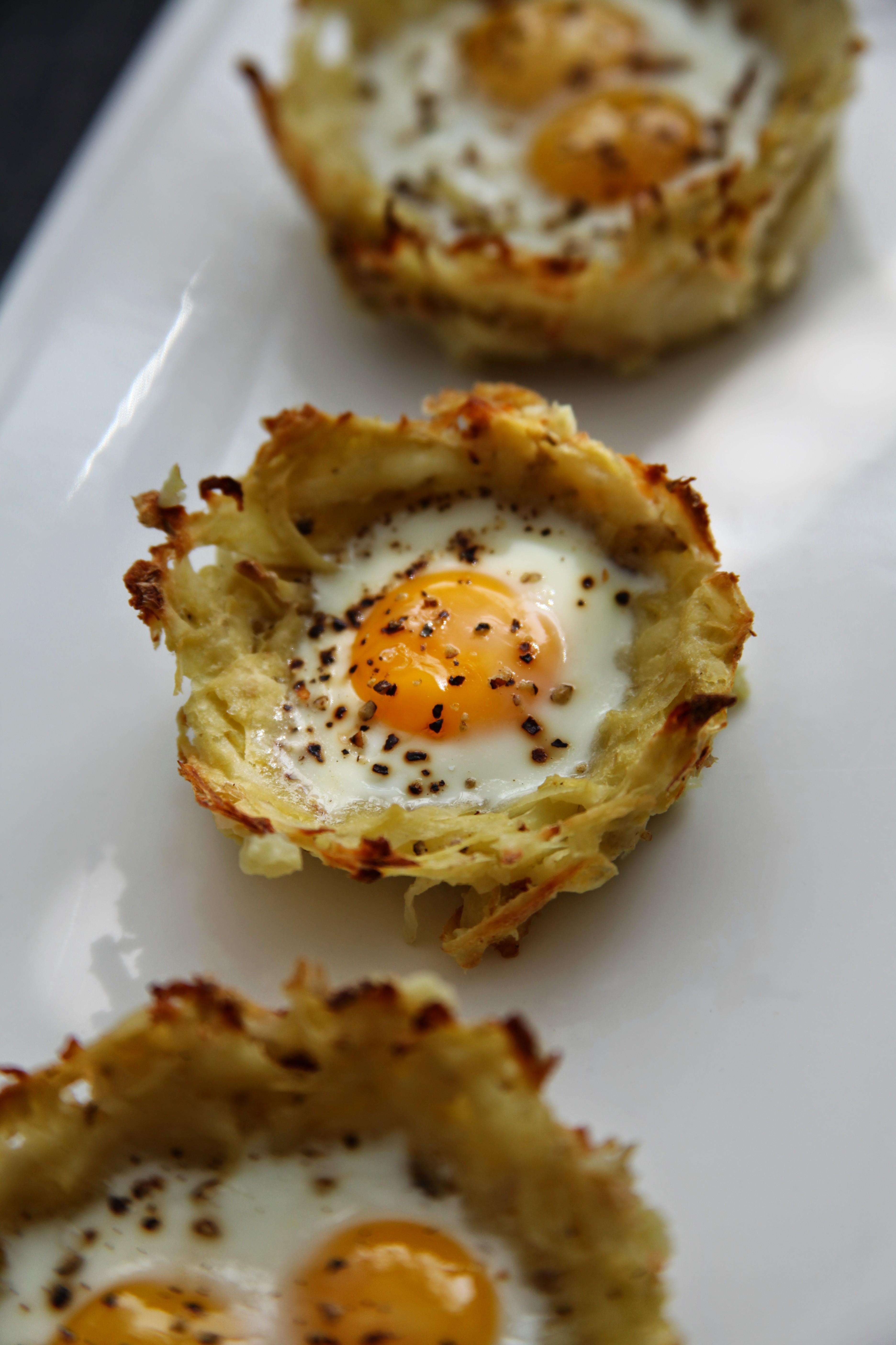 Potato Egg Nests P 226 T 233 Smith